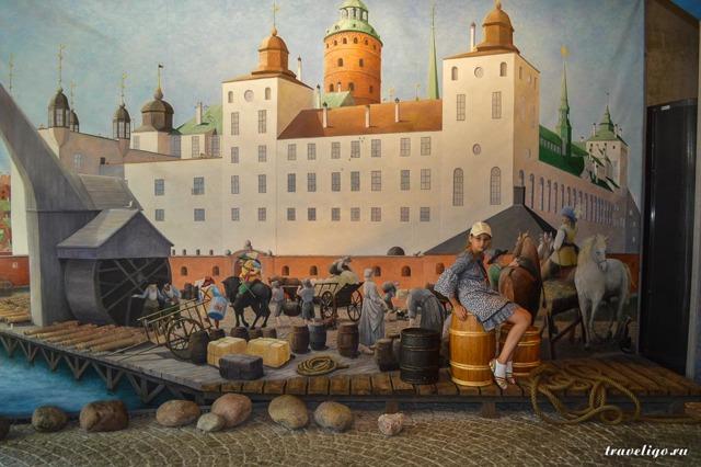 Музей Васа, Стокгольм, Швеция