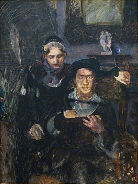 Врубель: картины, биография. Произведения Михаила Александровича Врубеля