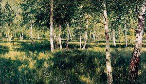 Картина Левитана