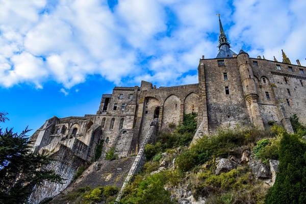 Музеи замка Мон-Сен-Мишель, Франция
