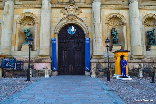 Музеи Королевского дворца, Стокгольм, Швеция