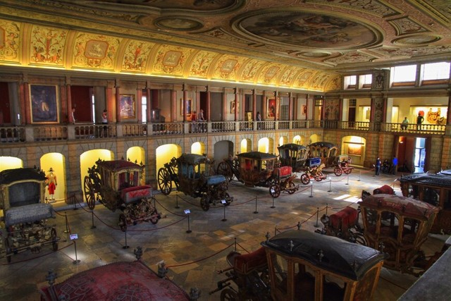 Музей карет, Лиссабон