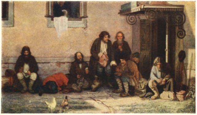 «Сеятель», Григорий Григорьевич Мясоедов — описание картины