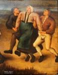 «Нидерландские пословицы», Питер Брейгель Старший — описание картины