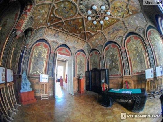 Шоколадный домик в Киеве - описание музея, Украина