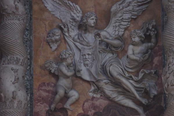 Святая Вероника, Эль Греко