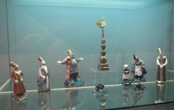 Образ Пушкина в скульптуре