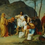 Портрет Гоголя, Александр Андреевич Иванов — описание