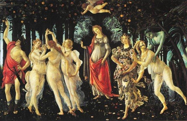 «Оплакивание Христа», Сандро Боттичелли — описание картины