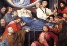 Поклонение пастухов (Алтарь Портинари), Хуго ван дер Гус
