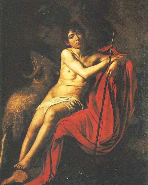 Мадонна Палафреньери (Мадонна со змеей), Микеланджело Караваджо