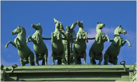 Русская скульптура 19 века