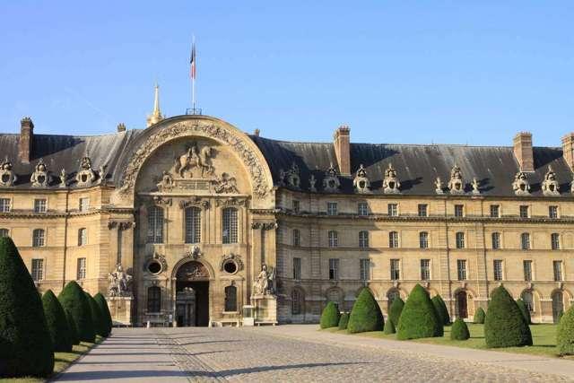Дом инвалидов, Париж, Франция