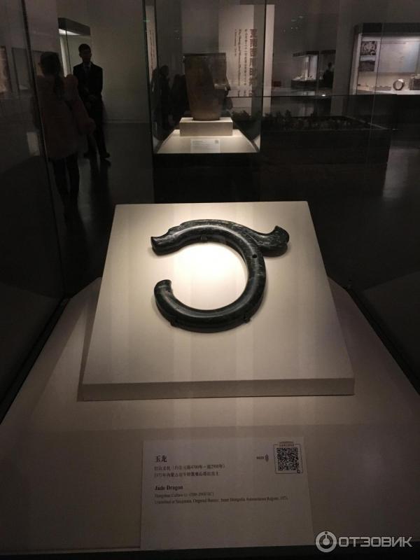 Китайский национальный музей, Пекин - описание