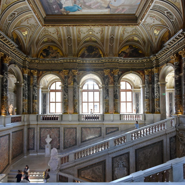 Музей Лихтенштейн, Вена: история создания коллекции