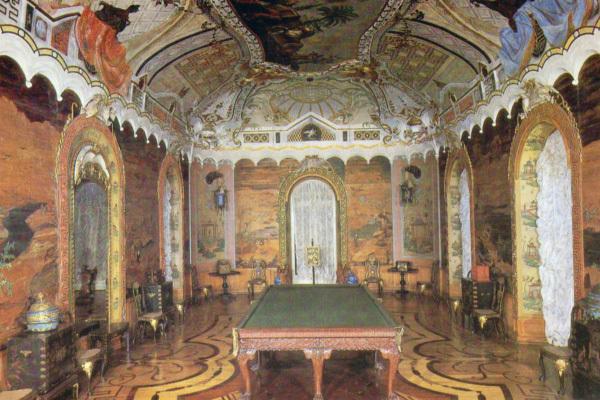 Китайский дворец-музей в Ораниенбауме, Санкт-Петербург