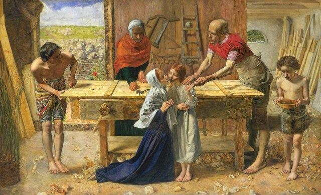 «Изабелла», Джон Эверетт Милле — описание картины