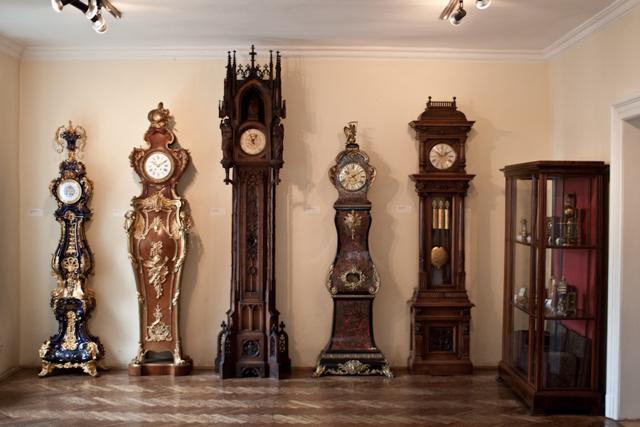 Музей часов, Вена, Австрия