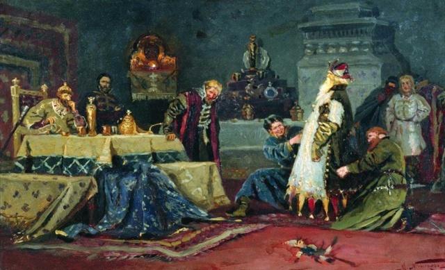 «Лисичка», Михаил Васильевич Нестеров — описание картины