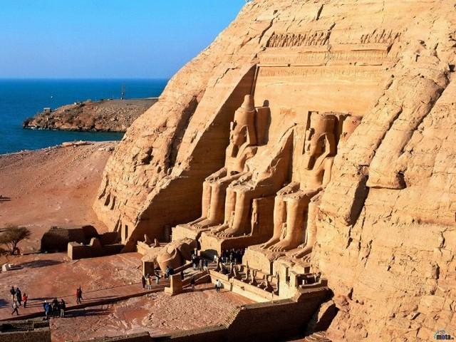 Абу-Симбел, Египет