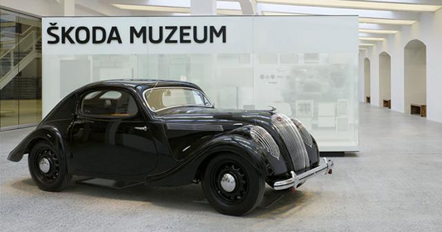 Музей Шкоды в Чехии, Млада-Болеслав » Музеи мира и картины известных художников