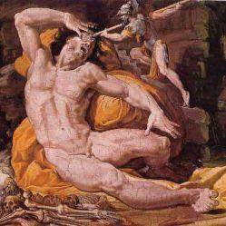 Поклонение Младенцу Христу, Пеллегрино Тибальди, 1548