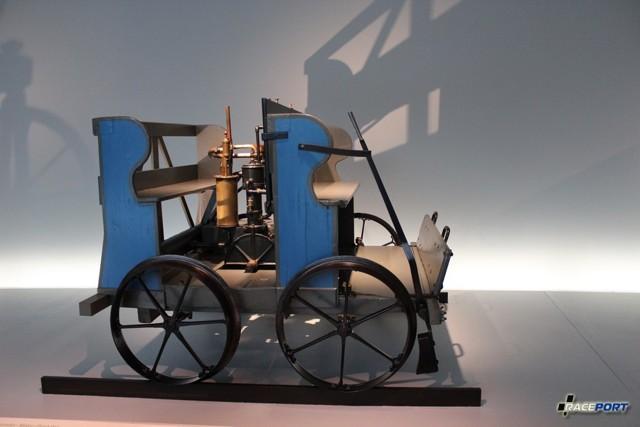 Музей Мерседес (mercedes-benz) в Штутгарте. Адрес музея