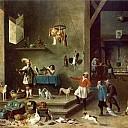 Эрцгерцог Леопольд Вильгельм в своей галерее в Брюсселе, Давид Тенирс Младший