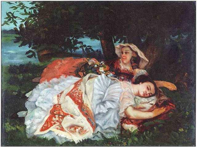 Портрет Инесс Муатесье, Энгр, 1856