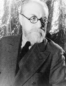 Мужчина-модель (Натуршик) - Анри Матисс, 1900