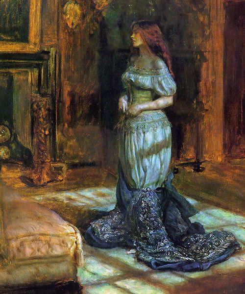 «Христос в родительском доме», Джон Эверетт Милле — описание картины