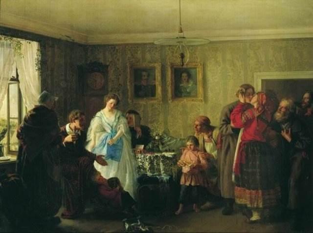 Опахивание, Мясоедов, 1876