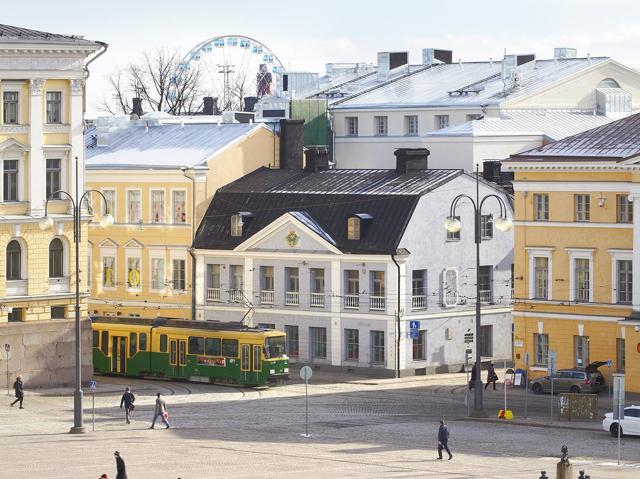 Национальный музей Финляндии, Хельсинки » Музеи мира и картины известных художников