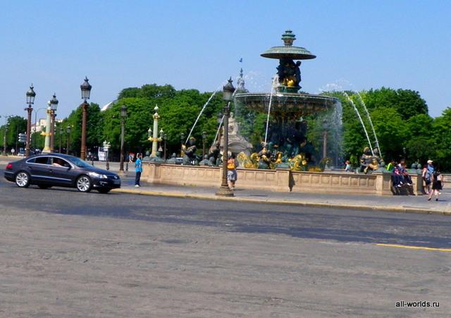 Альбер Марке, Площадь св. Троицы в Париже - описание картины