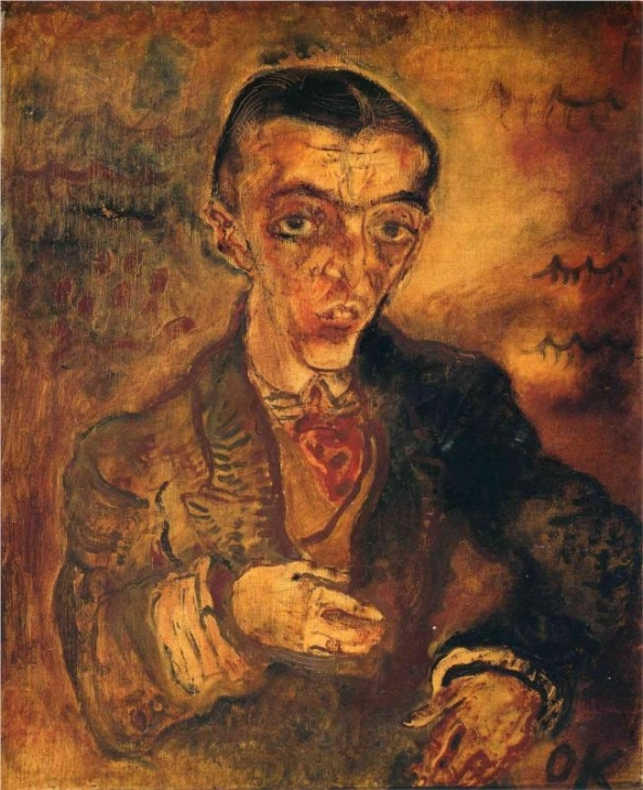Оскар Кокошка: биография и картины с названиями