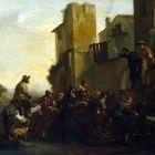 Крестьянки с хворостом - Жан-Франсуа Милле