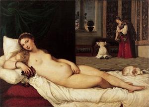 Венера перед зеркалом, Диего Веласкес — описание