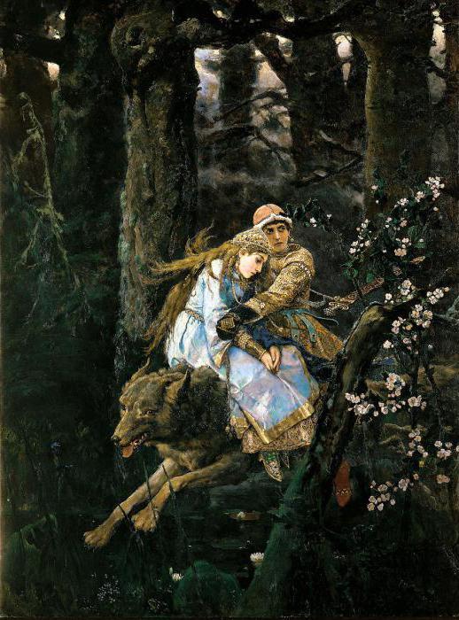Картина Васнецова