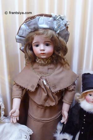 Музей кукол, Франция, Париж