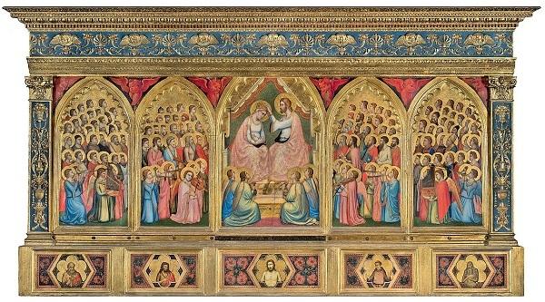 «Кресты», Фриденсрайх Хундертвассер — описание картины