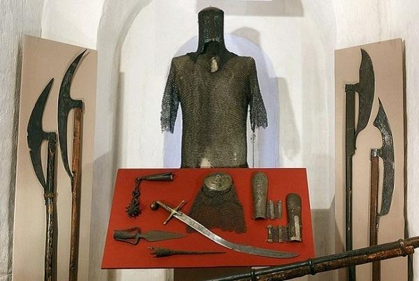 Музей ратной истории Москвы (музей рыцарей в Москве)