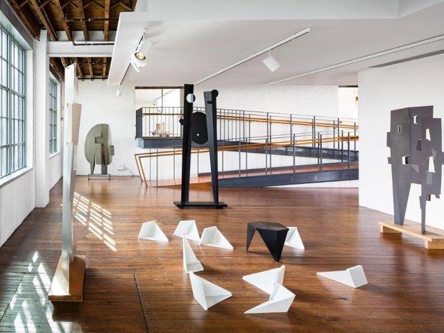 Музей искусства Квинс, Нью-Йорк, США