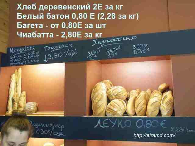 «Свежий хлеб», Кристиан Крог — описание картины