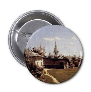 Московский дворик, Василий Дмитриевич Поленов, 1878