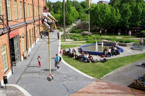 Музей физических экспериментов Тома Тита в Стокгольме