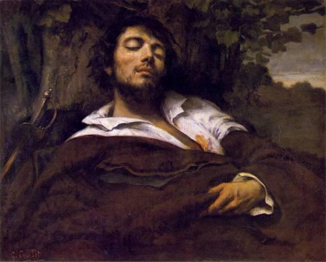 «Похороны в Орнане», Гюстав Курбе — описание картины
