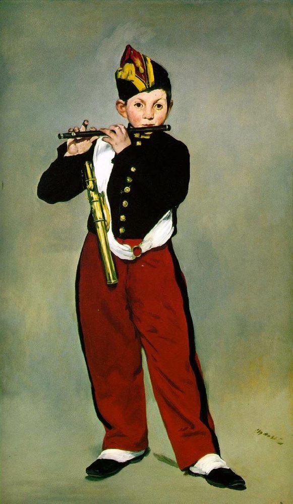 Бар в «Фоли-Бержер», Эдуард Мане - описание картины