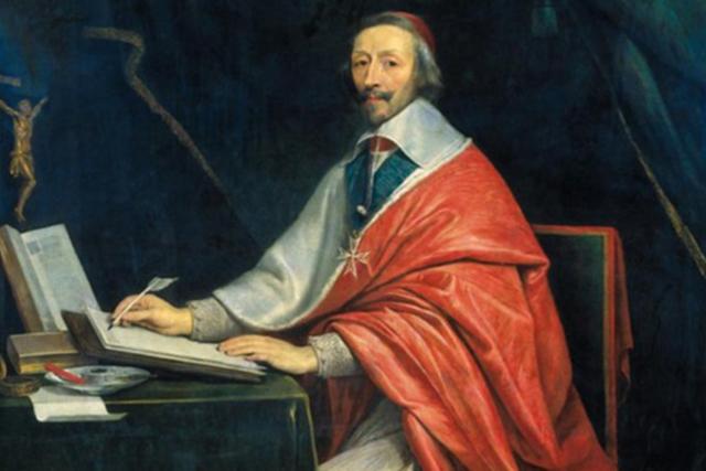 Какие коллекции собирал кардинал Ришелье