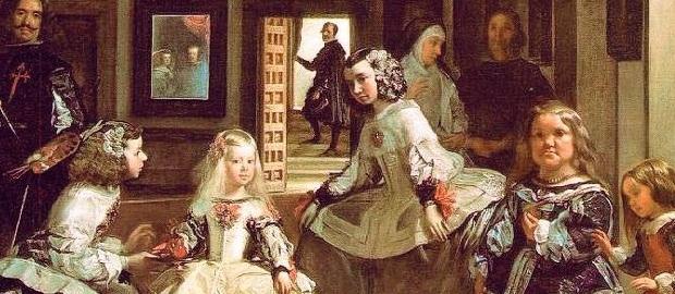 Король, играющий с королевой, Макс Эрнст - описание картины