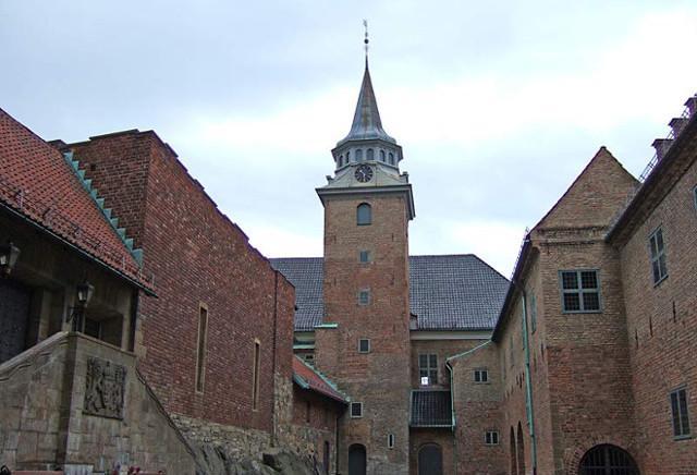 Крепость Акерсхус: цитадель Норвегии